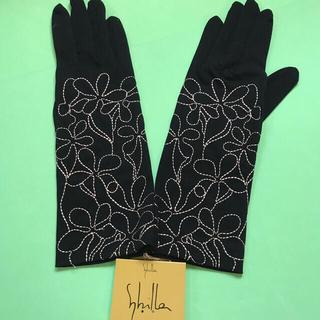 シビラ(Sybilla)のシビラ……UV手袋…新品未使用(手袋)
