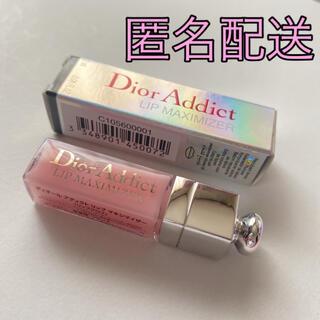 Dior - 新品 Dior ディオール アディクト リップ マキシマイザー 001 ピンク