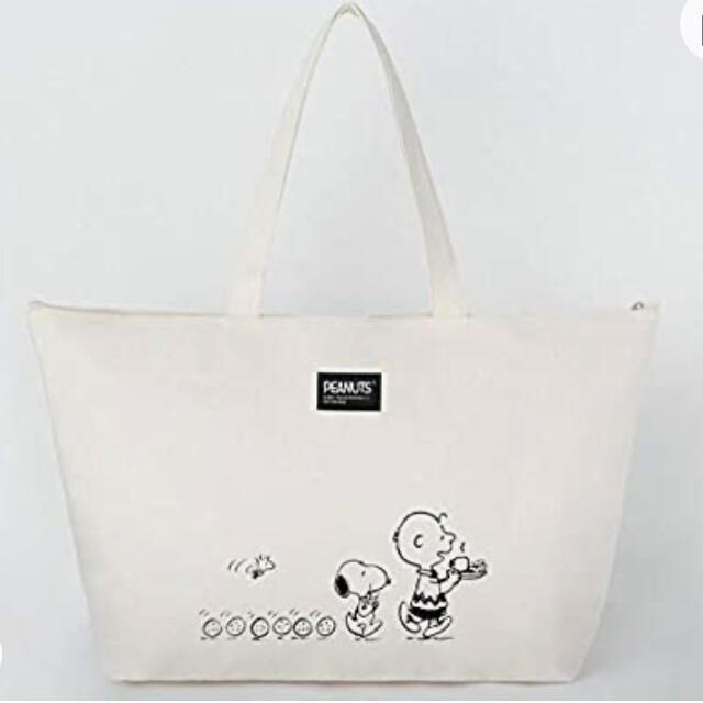 【即購入OK・送料無料】クックパッドプラス春号付録 レディースのバッグ(トートバッグ)の商品写真