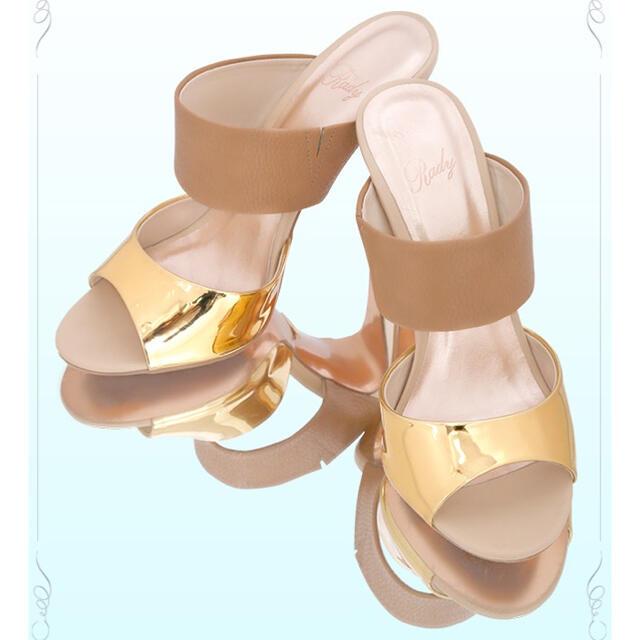 Rady(レディー)のRady  バイカラー サンダル レディースの靴/シューズ(サンダル)の商品写真