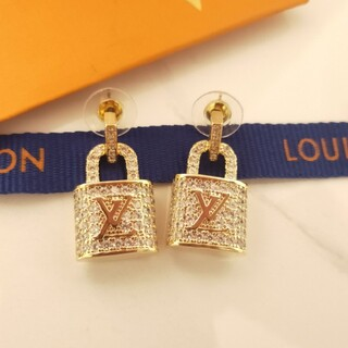 LOUIS VUITTON - Louis Vuitton ァッションピアス