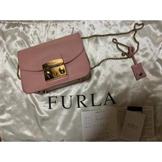 Furla - FURLA メトロポリス ウィンターローズ