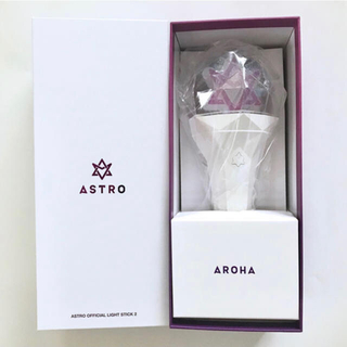 【新品未開封】ASTRO 公式 ペンライト ロボン