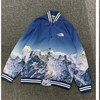 THE NORTH FACE - L TNF the north face 雪山 ジャケット