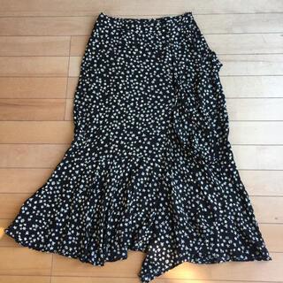 ZARA - ZARAの春夏スカート!ロング!美品!