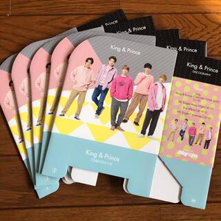 Myojo キンプリ CDケース 5枚セット(アート/エンタメ/ホビー)