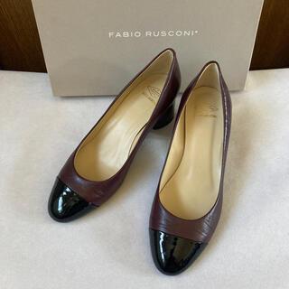 FABIO RUSCONI - ファビオルスコーニ パンプス