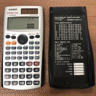 カシオ(CASIO)のCASIO 関数電卓 fx(オフィス用品一般)