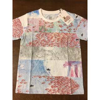 グラニフ(Design Tshirts Store graniph)のグラニフ レオレオニ スイミー 半袖Tシャツ 120サイズ(Tシャツ/カットソー)