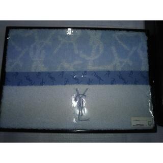 イヴサンローランボーテ(Yves Saint Laurent Beaute)のイヴサンローラン バスタオル 新品(タオル/バス用品)