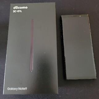 Galaxy - Galaxy note9 docomo SC-01L