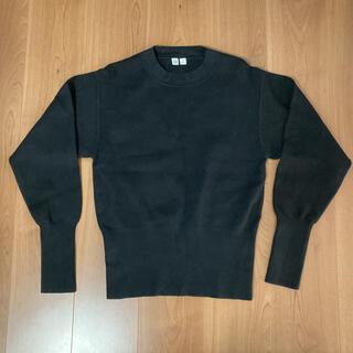 UNIQLO - ユニクロ ミラノリブ ニット セーター
