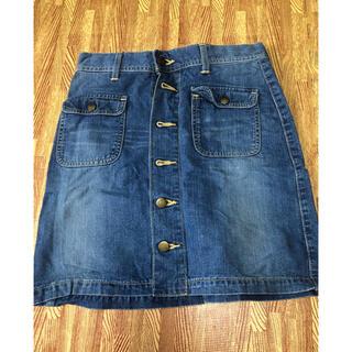 リー(Lee)のスカート(ひざ丈スカート)