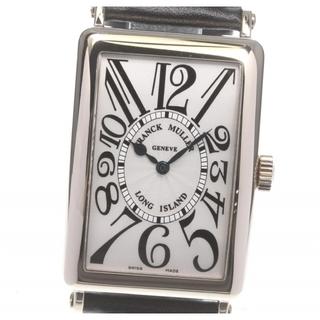 フランクミュラー(FRANCK MULLER)の☆美品 フランクミュラー ロングアイランド 1000SC メンズ 【中古】(腕時計(アナログ))