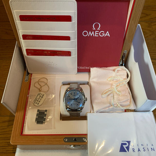 OMEGA - OMEGA オメガ シーマスター アクアテラ 自動巻き 41mm