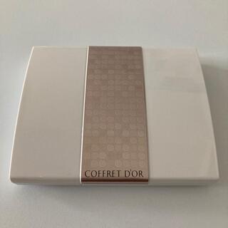 コフレドール(COFFRET D'OR)のコフレドール アイシャドウ用ケース 未使用(その他)