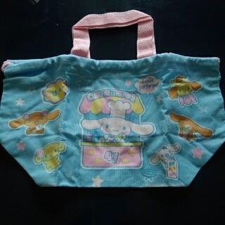 シナモロール(シナモロール)のシナモロール ランチ巾着(ランチボックス巾着)
