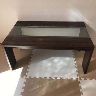 ビーカンパニー(B-COMPANY)のビーカンパニー ローテーブル ソファーテーブル 手渡し限定(ローテーブル)