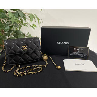CHANEL - 9999様専用 新品 未使用 シャネル マトラッセ チェーンクラッチバッグ