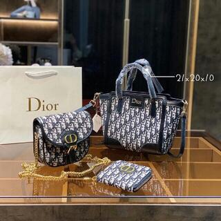 Christian Dior - ☆☆3つで17000円Christian Dior トートバッグ