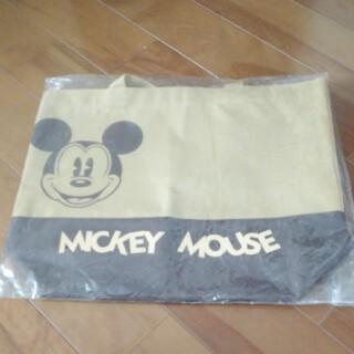 ミッキーマウス(ミッキーマウス)の〈新品未使用〉 ミッキーマウス トートバッグ(キャラクターグッズ)