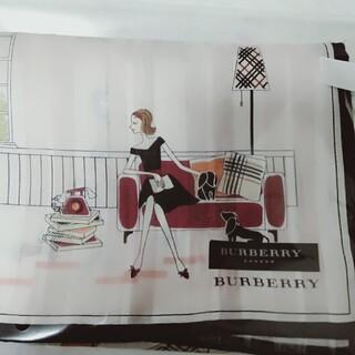 BURBERRY - 【H33】バーバリーハンカチお値下げしました