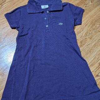 ラコステ(LACOSTE)のラコステ ポロワンピース(Tシャツ/カットソー)