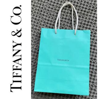 ティファニー(Tiffany & Co.)のTIFFANY ティファニー ショップ紙袋 紙袋 手提げ ギフト ラッピング(ショップ袋)