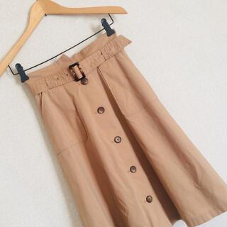 プロポーション(PROPORTION)の◎ PROPORTION#フレアースカート☆38サイズ(ひざ丈スカート)