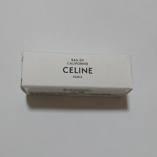 セリーヌ(celine)の★セリーヌ オード・カリフォルニ サンプル★(香水(女性用))