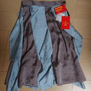 Vivienne Westwood - ヴィヴィアン ウエストウッド イタリア製スカート  タグ付
