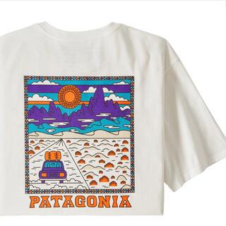 patagonia - 【patagonia】サミットロード オーガニック 半Tシャツ