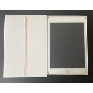 アイパッド(iPad)のiPad mini 5(第5世代) wi-fi 64GB ゴールド(タブレット)