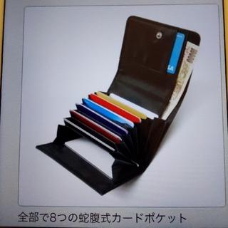 エストネーション(ESTNATION)のMonoMax付録 エストネーション 蛇腹式ミニ財布(折り財布)