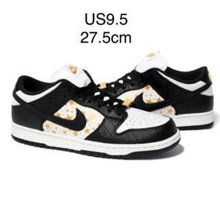 Supreme - 【27.5】Supreme Nike SB dunk low black新品