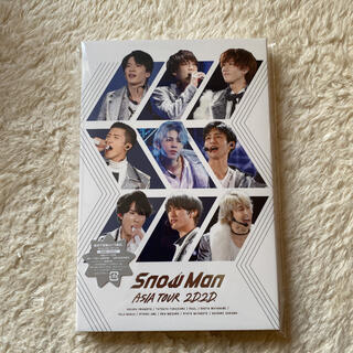 Johnny's - Snow Man ASIA TOUR 2D.2D. DVD