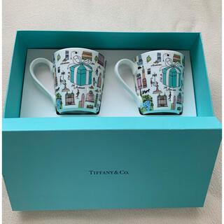 ティファニー(Tiffany & Co.)のTIFFANY&Co. ティファニー ペアマグカップ(マグカップ)