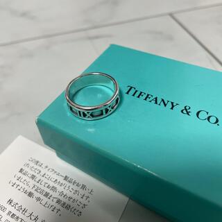 Tiffany & Co. - TIFFANY & Co. ティファニー リング アトラス 1995