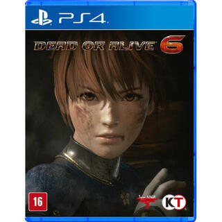 プレイステーション4(PlayStation4)のdead or alive 6 ps4(その他)