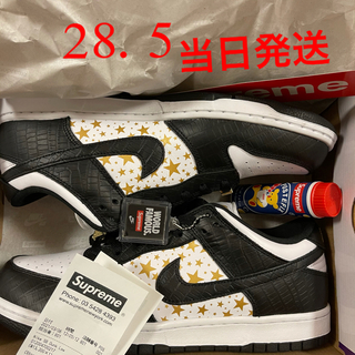 NIKE - Supreme Nike SB Dunk Lowナイキダンクロー