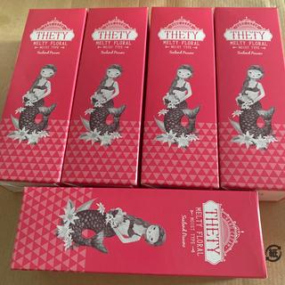 フローフシ(FLOWFUSHI)のシーランドピューノ ハンド&ネイル テティ ハンドクリーム  新品5個(ハンドクリーム)