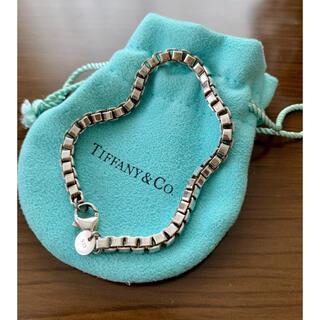 Tiffany & Co. - ティファニー ベネチアンブレスレット 美品