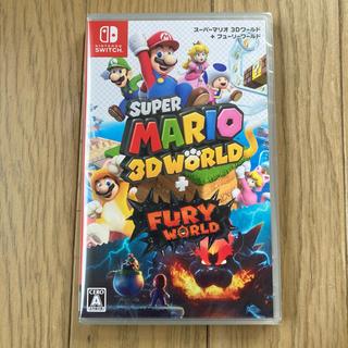 Nintendo Switch - 【新品・未開封】スーパーマリオ 3Dワールド+フューリーワールド Switch