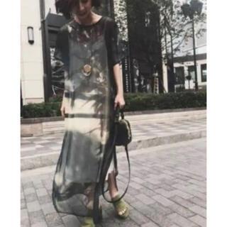 Ameri VINTAGE - ❤️AMERI❤️ MEDI ESPLANADE SHEER DRESS