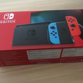 Nintendo Switch - Switch本体+joyコン