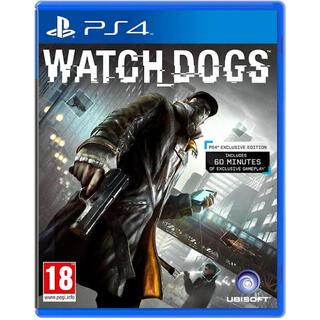 プレイステーション4(PlayStation4)のwatch dogs ps4(その他)