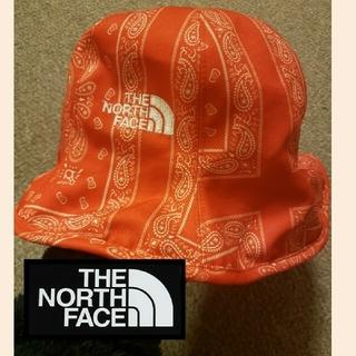 THE NORTH FACE - ノースフェイス★ペイズリーチューリップハット