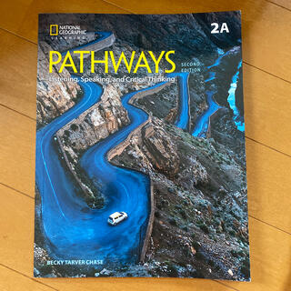 PATHWAYS second edition 2A(語学/参考書)