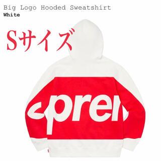 Supreme - Sサイズ  Supreme Big Logo Hooded Sweatshirt
