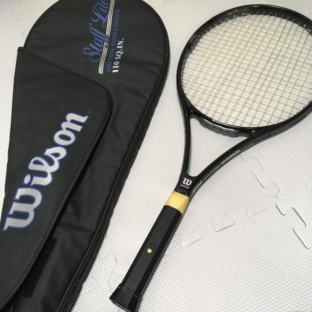 wilson(ウィルソン)のウィルソン テニスラケット スポーツ/アウトドアのテニス(ラケット)の商品写真